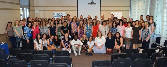 Fulbright Wrap Up Seminar 2018 – 2019